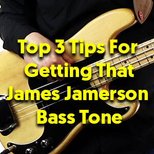 James Jamerson Bass Lines, Tab - and Getting THAT Tone - TalkingBass